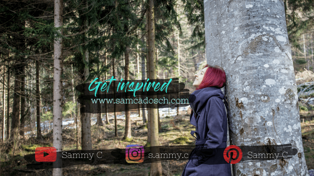 Sammy C - get inspired cover